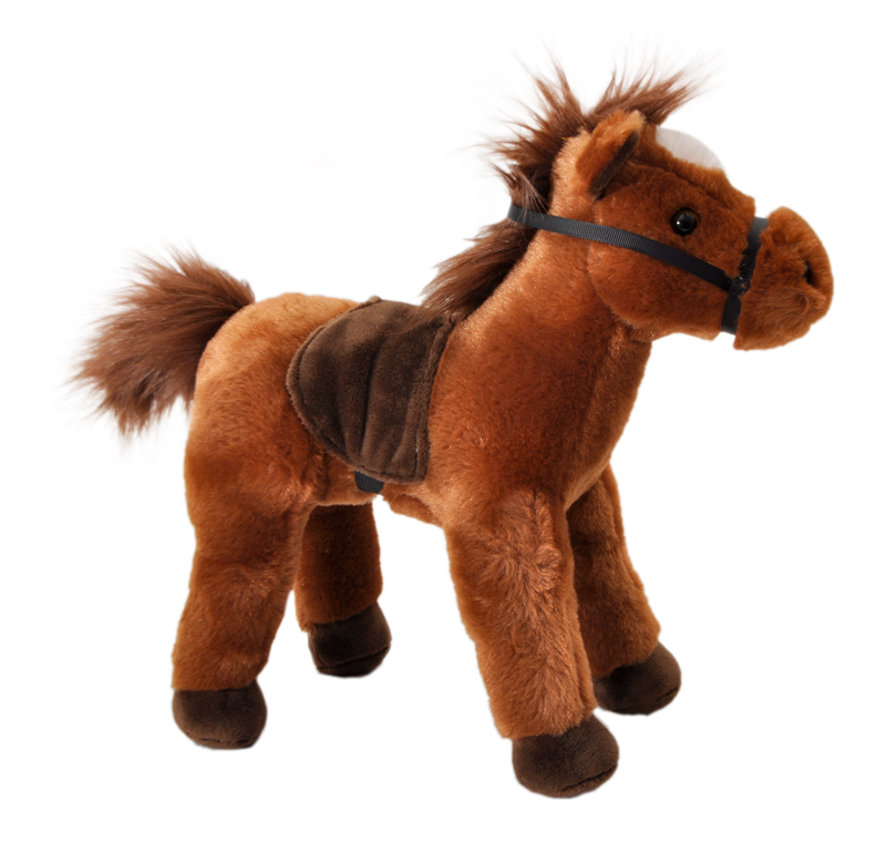 The Petting Zoo: Wlid Onez Horse & Trotterz Saddle