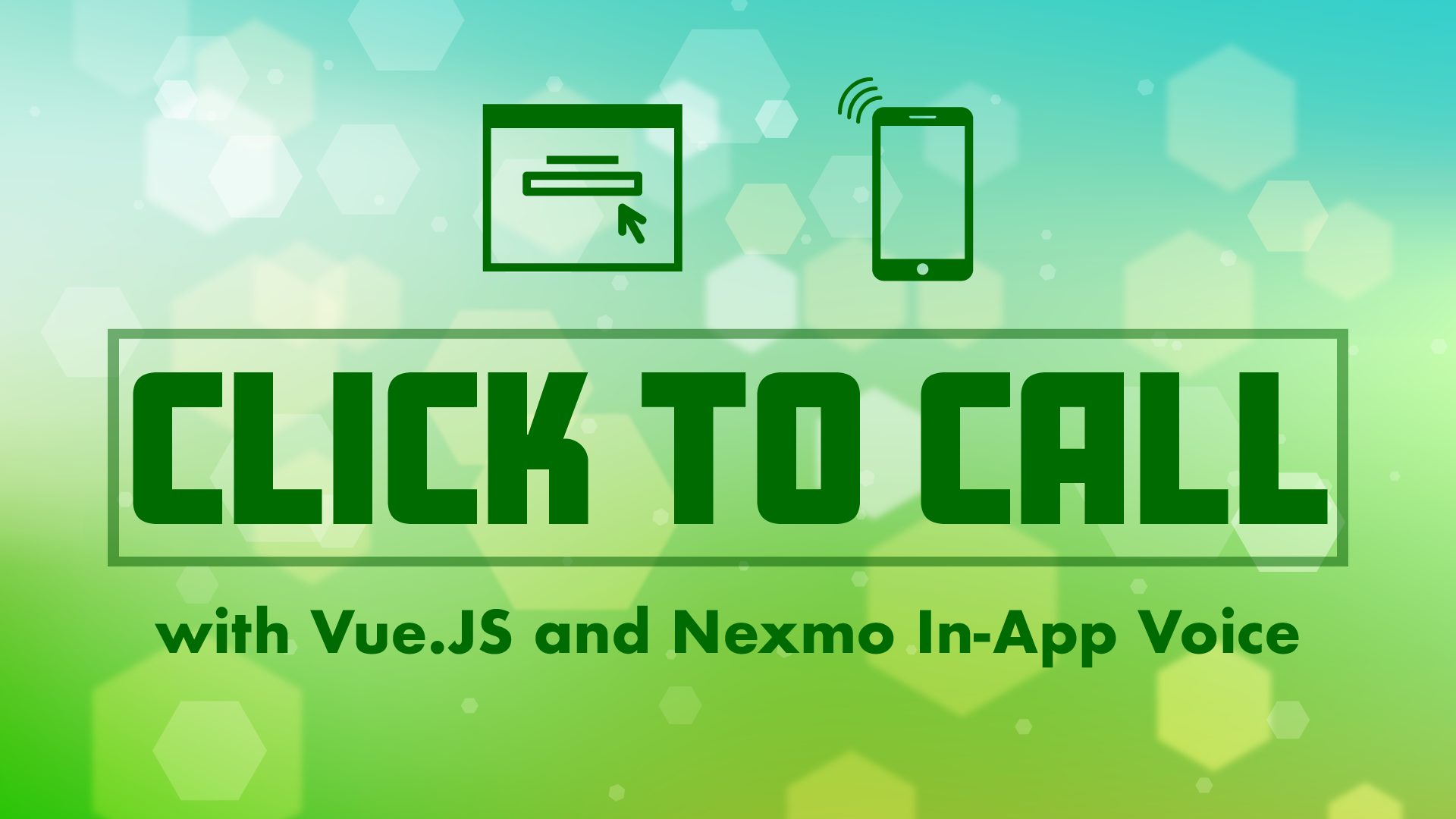 Making Phone Calls from a Web Browser With Vue.js and Vonage