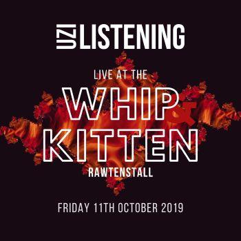 Whip & Kitten Gig Poster