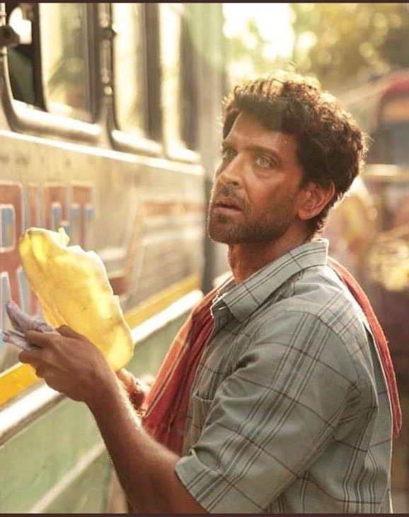 Hrithik Roshan in Super 30