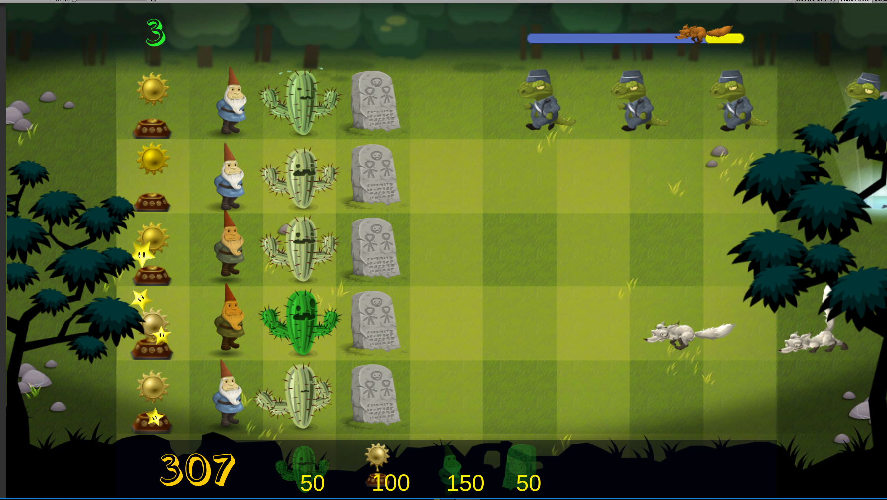 Glitch Garden screenshot