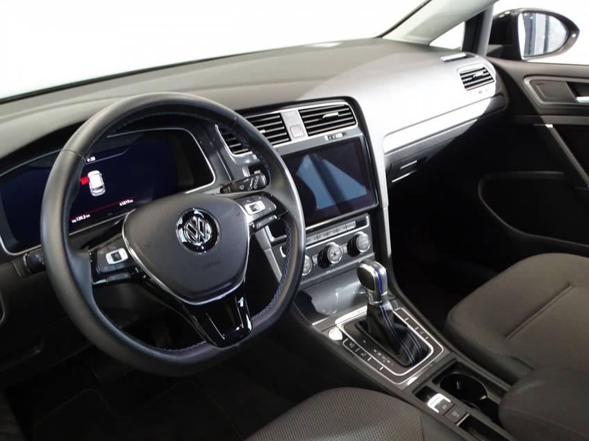 Volkswagen e-Golf e-Golf Marge! LED Navigatie Clima Cruise Warmtepomp Virtual CP Camera *tot 24 maanden garantie (*vraag naar de voorwaarden) afbeelding 8
