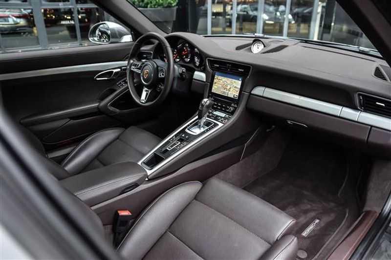 Porsche 911 TARGA 4S SPORT CHRONO+4WSTURING NP.201K afbeelding 14