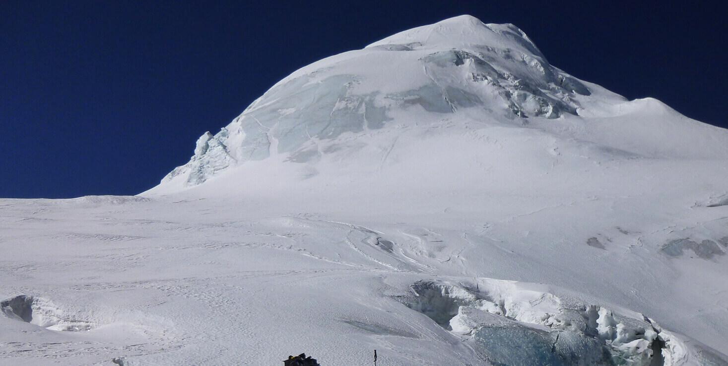 Pharchamo Peak View