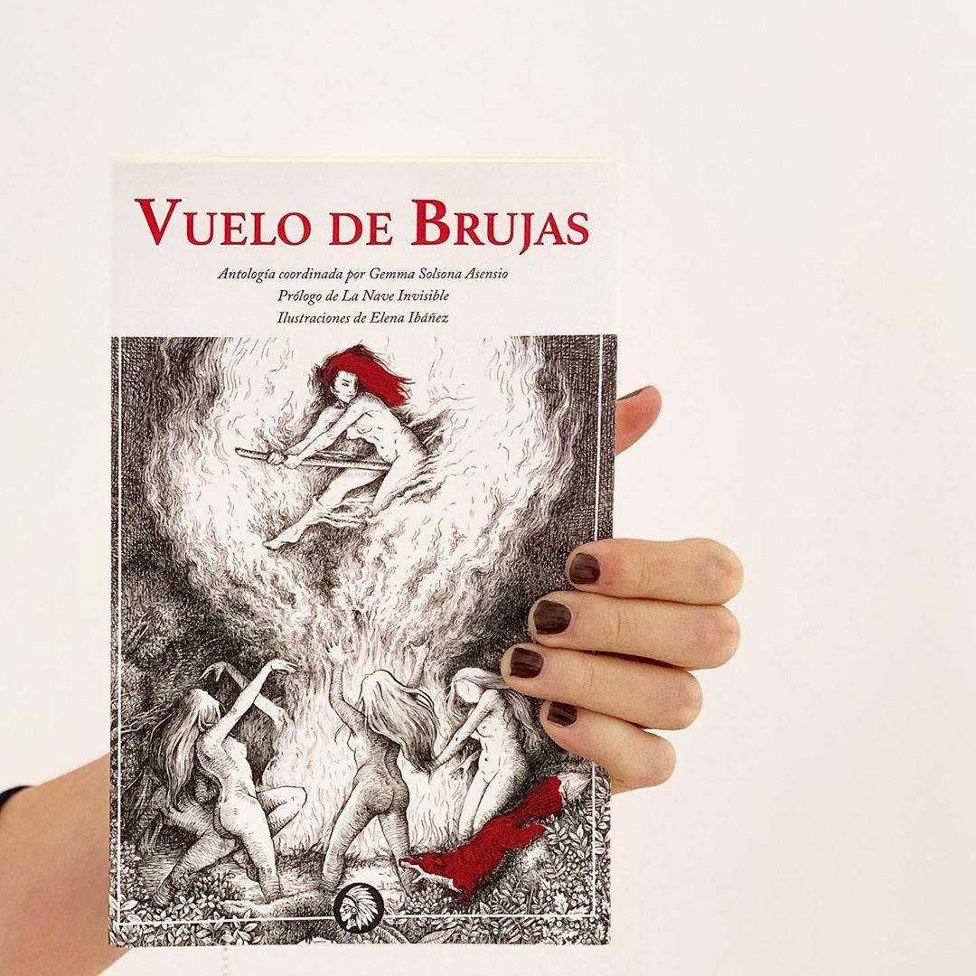 """Imagen de Reseña de """"Vuelo de brujas"""""""