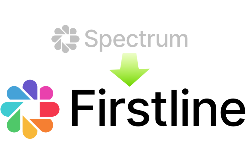 Firstline: The new name for Spectrum