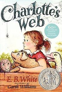 Charlotte's Web by E.B. White and Garth Williams