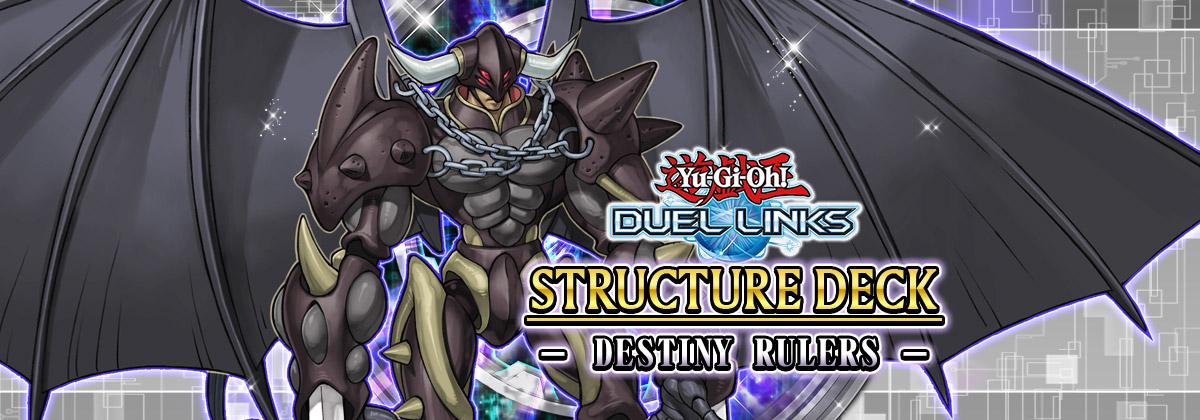 Review: Destiny Rulers | Duel Links Meta