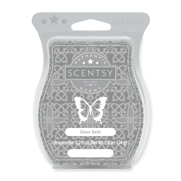 Picture of Silver Bells Scentsy Bar