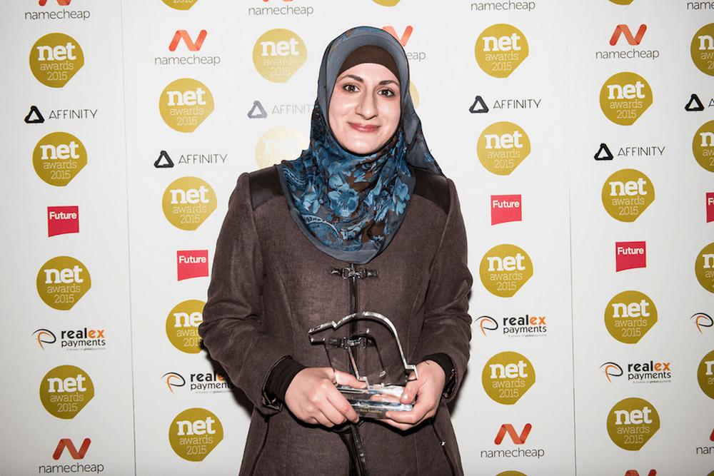 Developer of the Year net award