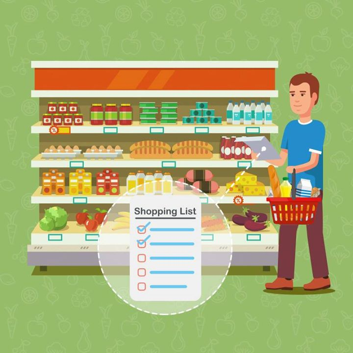 Plan your food purchases