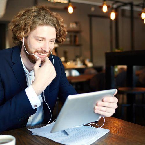 Kompakte, virtuelle Live-Trainings für neue Kompetenzen