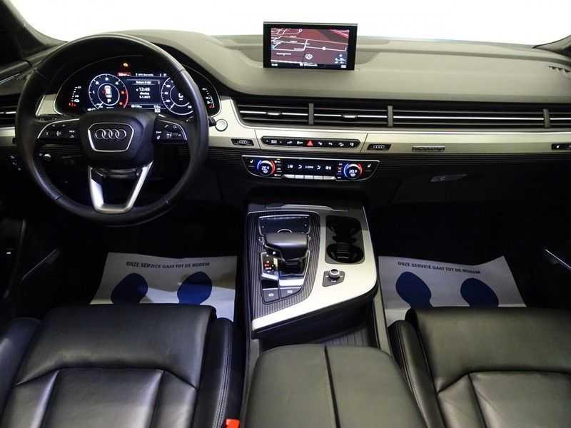 Audi Q7 3.0 TDI e-tron 374pk Quattro Sport S-Line Aut- Panodak, Bose, Leer, Camera, Virtual Cockpit afbeelding 7
