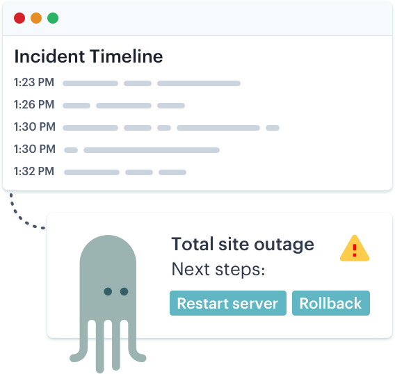 Making your runbooks smarter with each incident