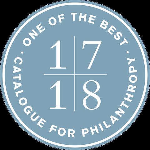 Catalogue for Philanthropy logo