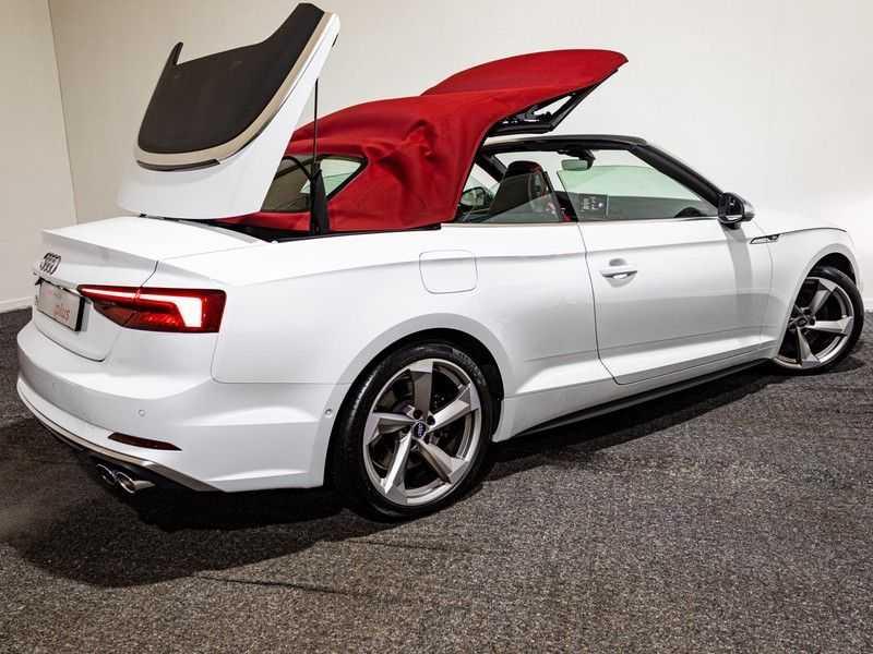 Audi A5 Cabriolet 3.0 TFSI S5 quattro Pro Line Plus 354PK | Adapt.Cruise | Massage Stoelen | 360 Camera | afbeelding 11