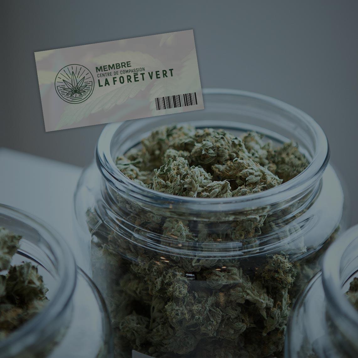 membre achat marijuana