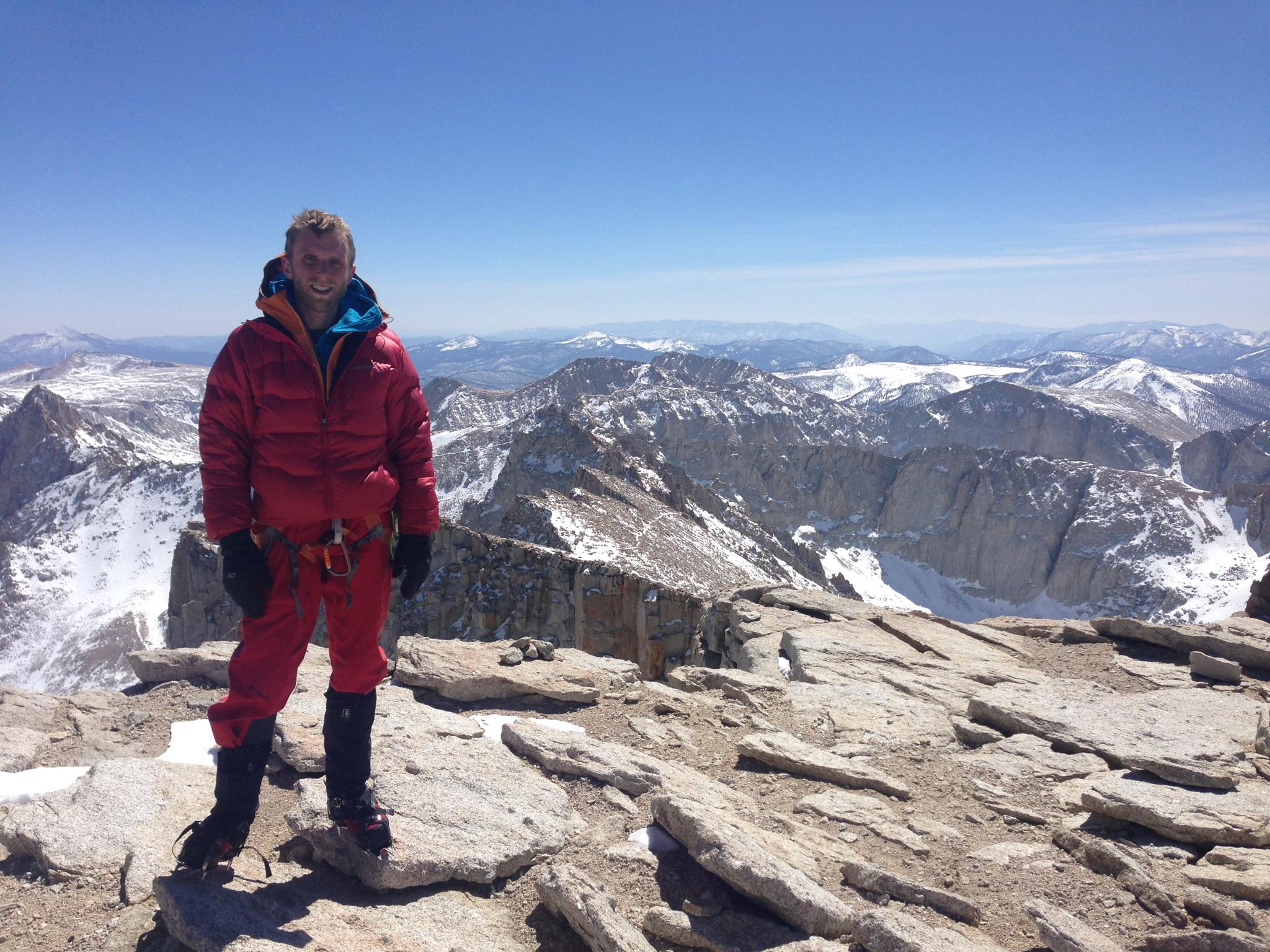 Trip Report: Mt. Whitney Mountaineer's Route March 22-24, 2013