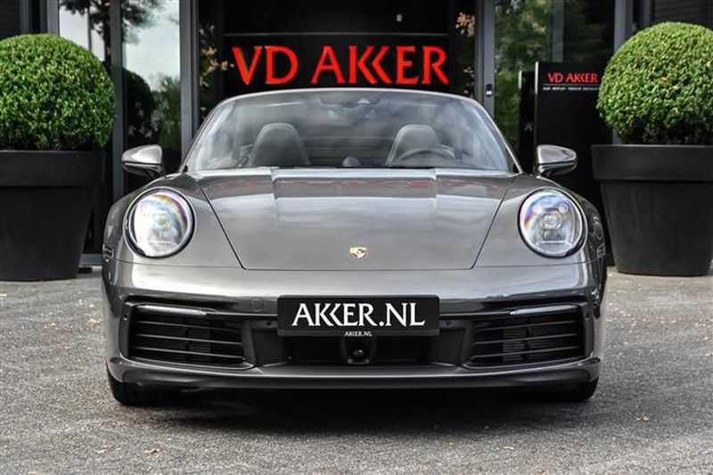 Porsche 911 S CABRIO SPORT CHRONO+SP.UITLAAT+ACC NP.203K afbeelding 19