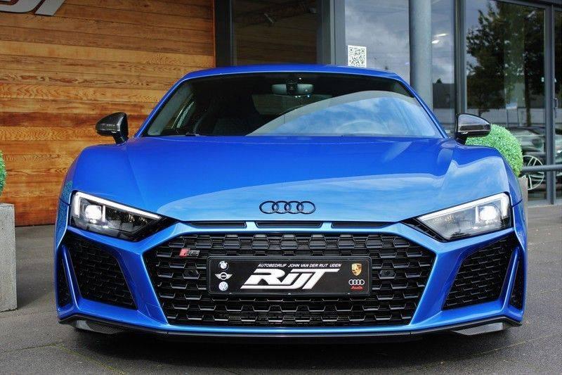 Audi R8 5.2 V10 Performance Quattro 620pk **Keramisch/B&O/Carbon/DAB/Camera** afbeelding 8