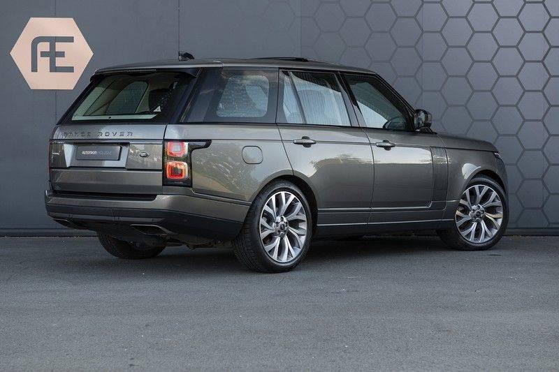 Land Rover Range Rover 3.0 TDV6 Autobiography Verwarmde Gekoelde en Massage Stoelen + Trekhaak + Adaptive Cruise Control + Head Up Display + 360 Camera afbeelding 4