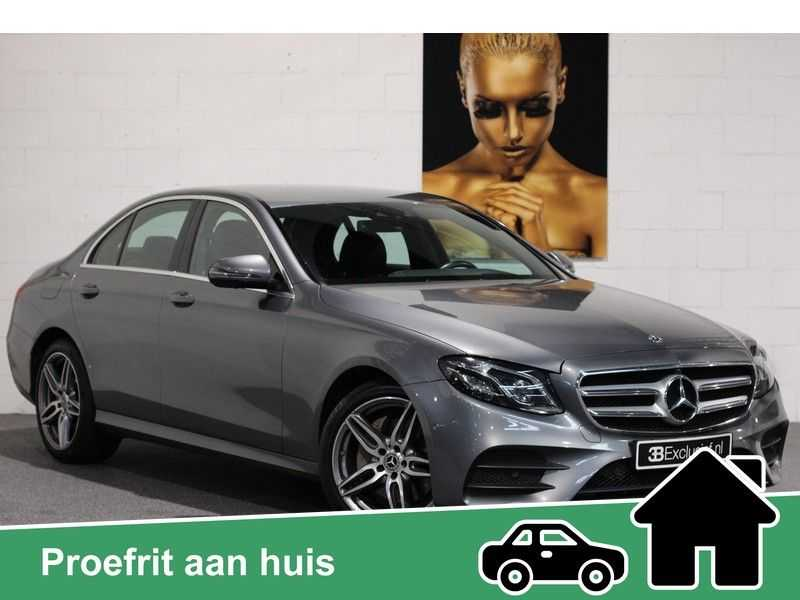 Mercedes-Benz E-Klasse 220 d Business Solution AMG Plus Upgrade Edition afbeelding 1