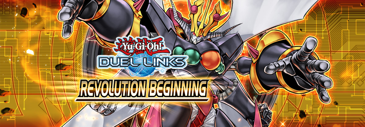 Box Review: Revolution Beginning | YuGiOh! Duel Links Meta