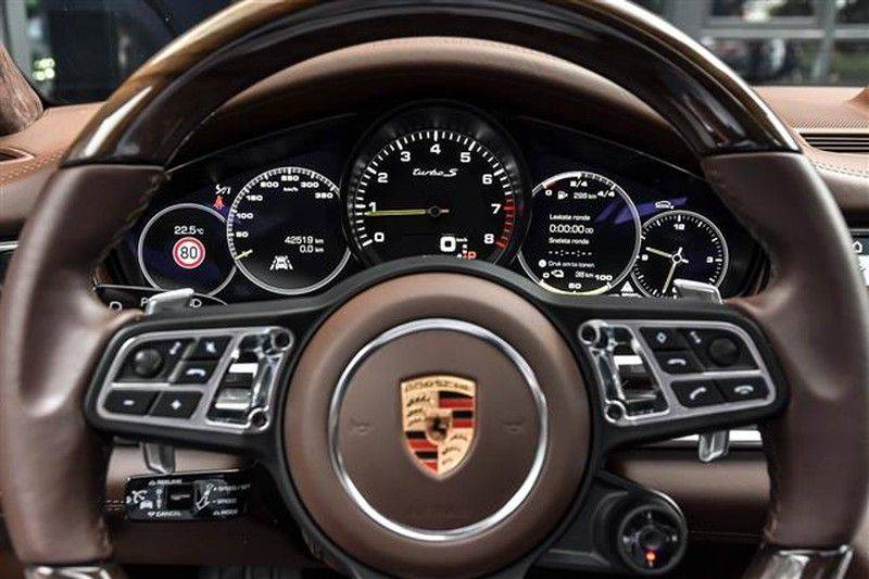 Porsche Panamera TURBO S E-HYBRID NP 258K,4WSTURING+BURMESTER afbeelding 9