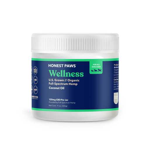 Wellness Coconut Oil
