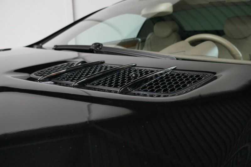 Mercedes-Benz SL-Klasse 600 - 65 ///AMG Black edition afbeelding 4