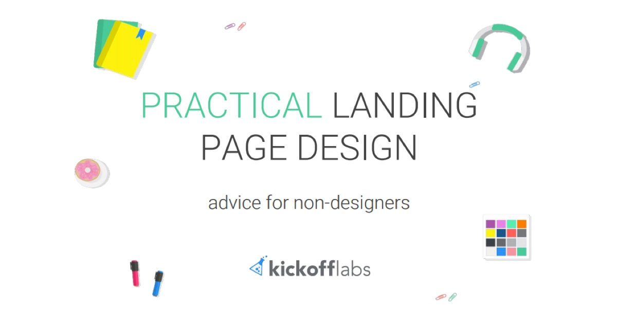 Practical Landing Page Design Slides