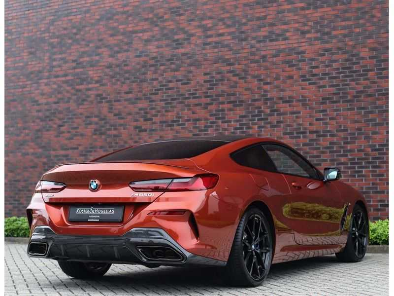 BMW 8 Serie M850i xDrive *Carbon*Soft-Close*Head-Up* afbeelding 8