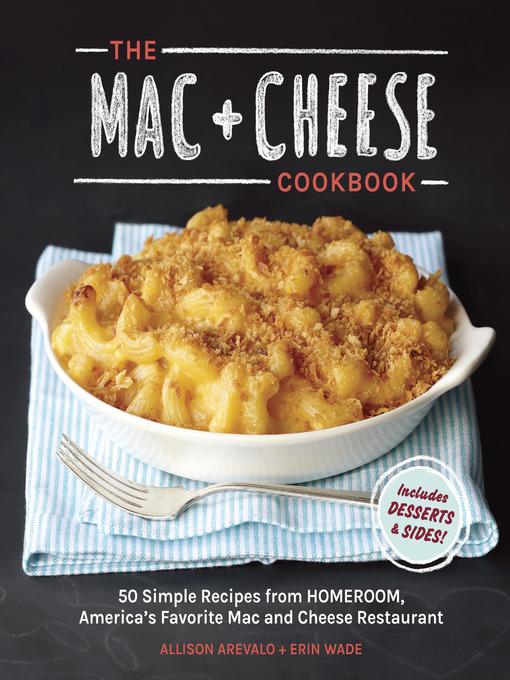 Mac + Cheese Cookbook book cover