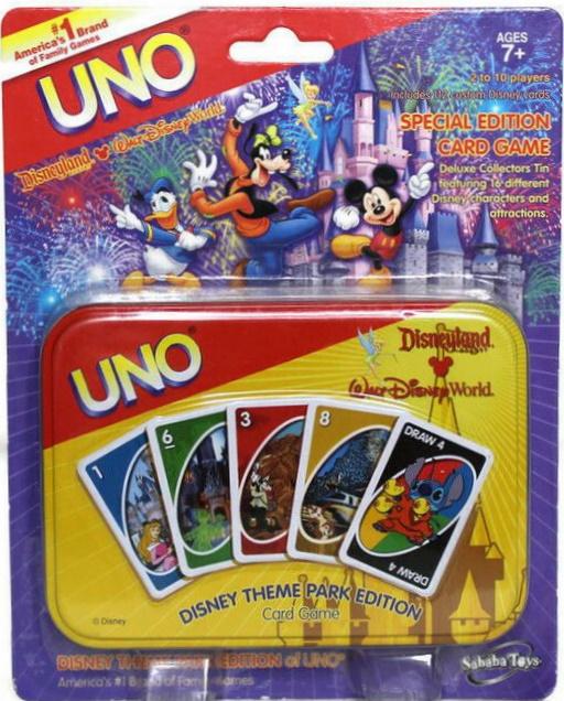 Disney Theme Park Uno (2005)