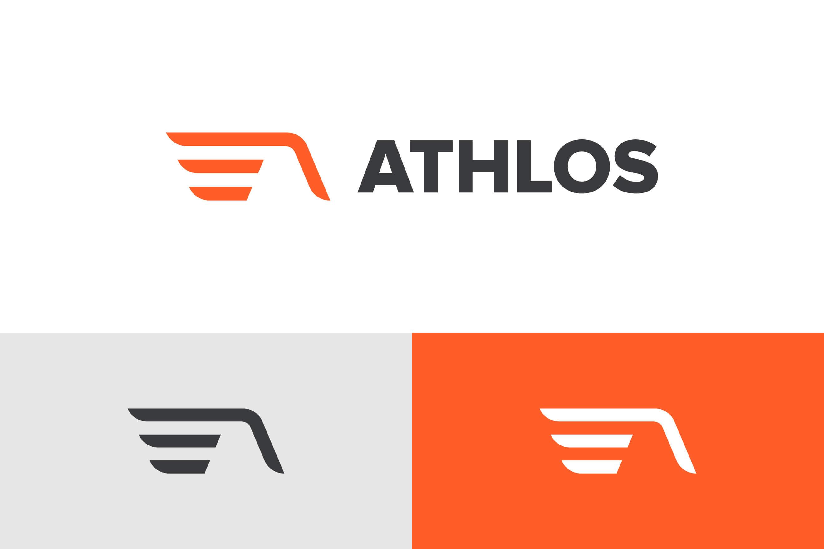 logo design for Athlos
