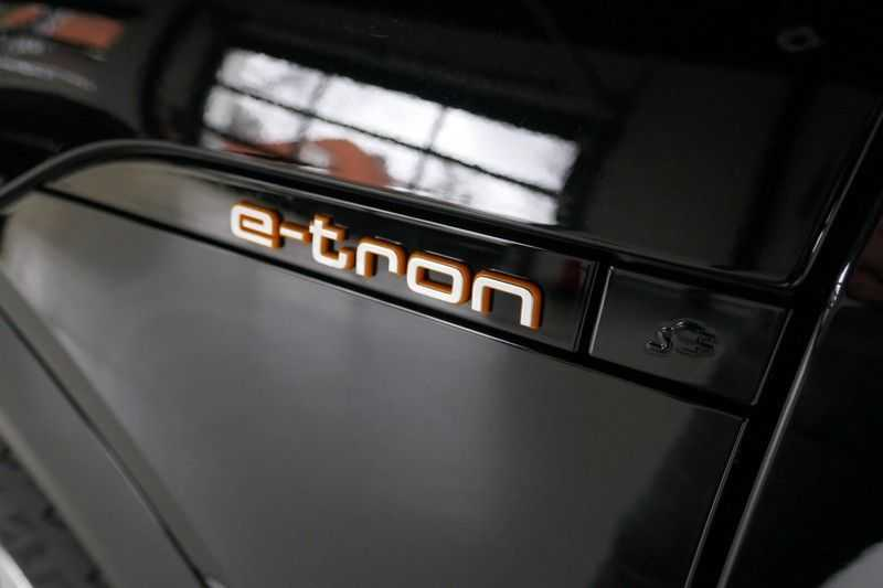 Audi e-tron 55 quattro S edition MARGE ALL IN PRIJS afbeelding 19