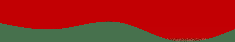 decorational brand red wave blob