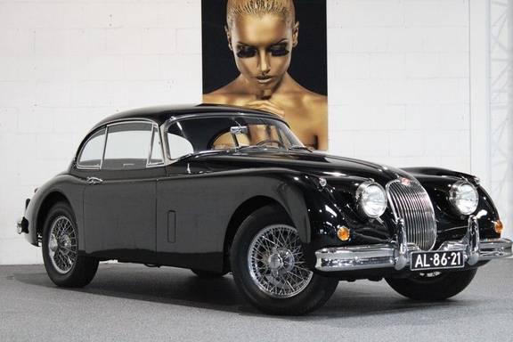 Jaguar XK 150 Coupe FHC XK 150