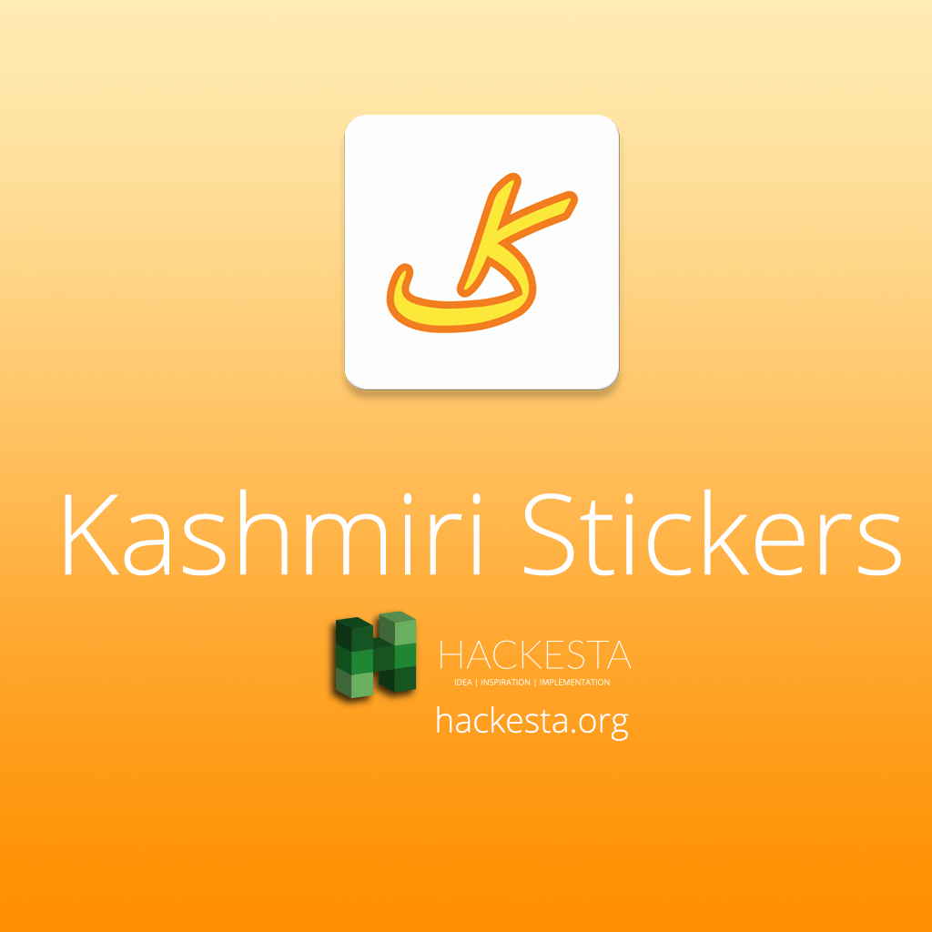 Kashmiri Stickers