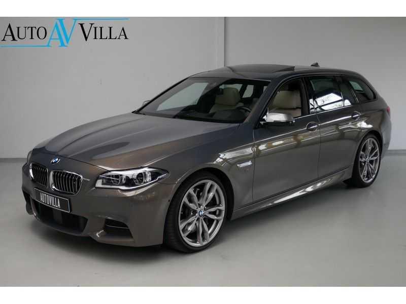 BMW 5 Serie Touring M550xd