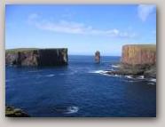 Snolda, Papa Stour. Copyright Shetland Geotours  » Click to zoom ->