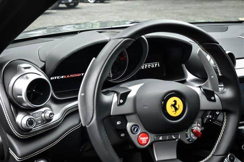 Ferrari GTC4 Lusso T HELE PASS.DISPLAY+PANO.DAK+DAYT.STOEL NP.350K afbeelding 23