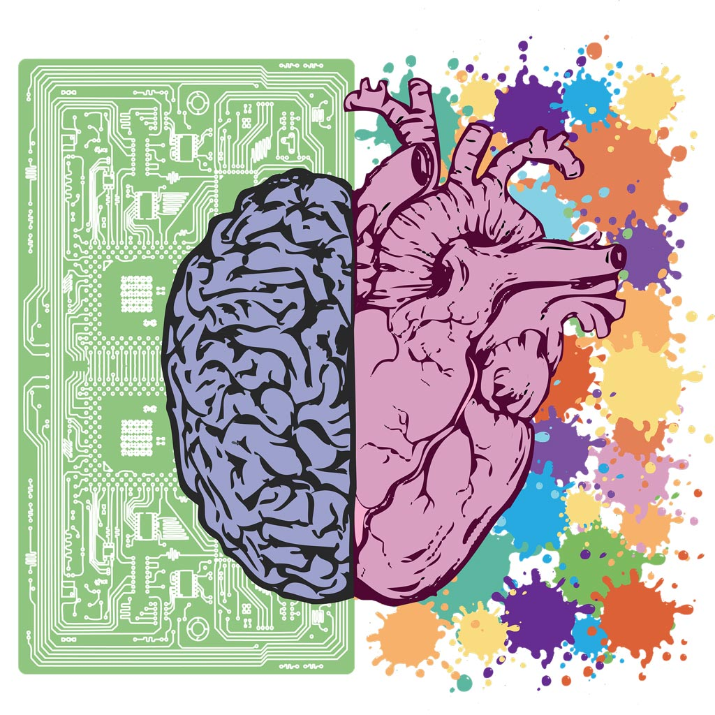 The brain and the heart are an important mix to develop great user experience in a Smart Nation
