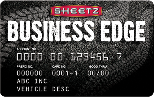Sheetz card