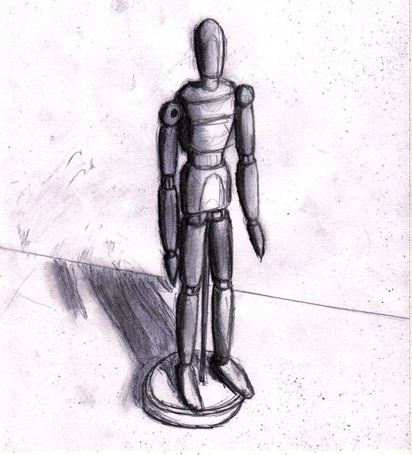 Mannequin Sketch
