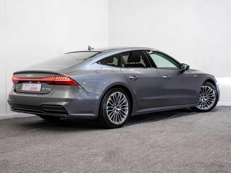 Audi A7 Sportback 55 TFSI e quattro Pro Line | 367PK | Plug in Hybrid | Adapt. Cruise | Pano.Dak | Keyless-entry | Head-Up | 360-Camera | Trekhaak | B&O Sound afbeelding 4