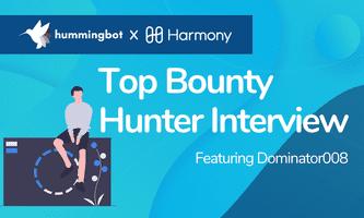 Top liquidity bounty hunter interview featuring Dominator008