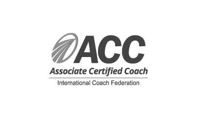 ACC, accredited by the International Coaching Certification