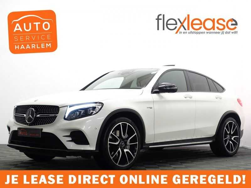 Mercedes-Benz GLC Coupé 43 Designo AMG 4MATIC Bi-Turbo 368pk- Full options afbeelding 1