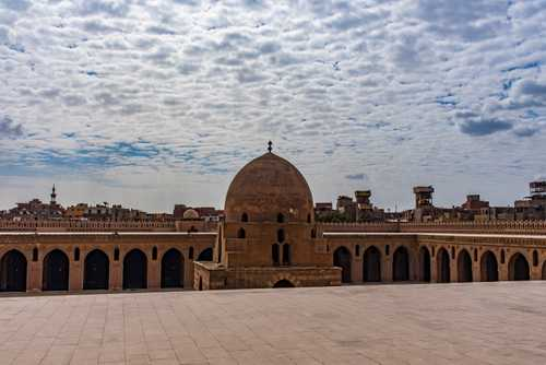 Mosque of Ibn Tulun (مسجد إبن طولون‎)
